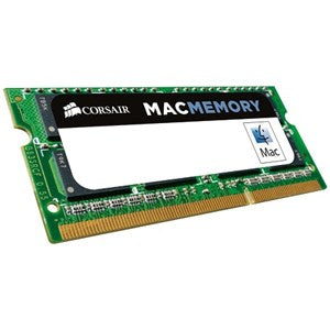 Corsair SINGLE CHANNEL SO-Dimm: 8GB Apple Mac