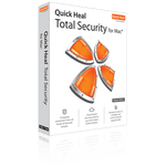 Quick Heal Total Security Software for Mac - 1 PC and 1 year License