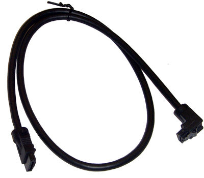 SATA 3 Data Cable: 6Gb/3Gb 50cm, backward compatible with sata2/1