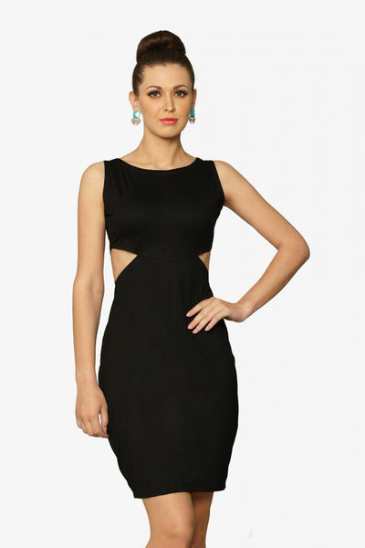 See You Swoon Cutout Bodycon Dress