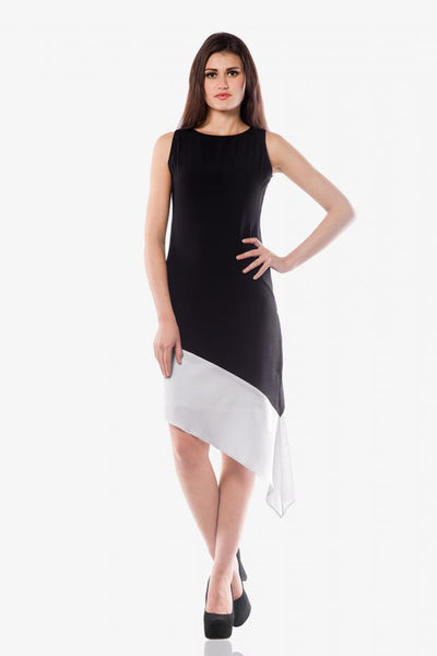 Soar Above High Low Dress