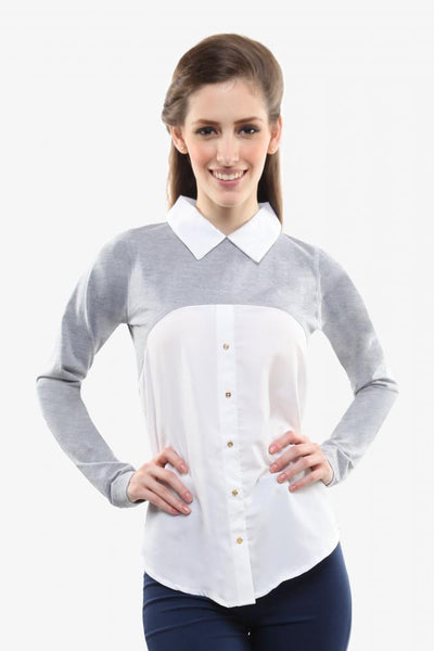 All Prepped Up Collared Shirt