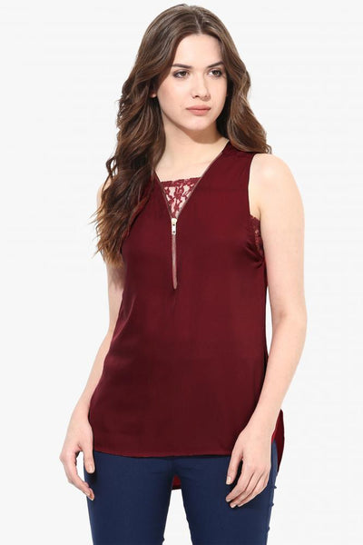 End Lace Possibilities Top