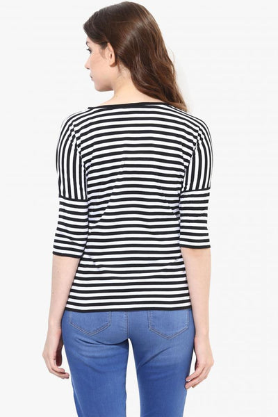 Show And Tell Ladder Sleeve Top