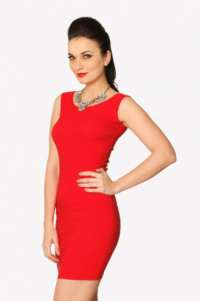 Rock This Town Bodycon Dress