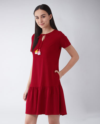 Joy To The World Gathered Night Dress