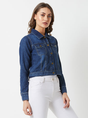 Going Bold Denim Jacket