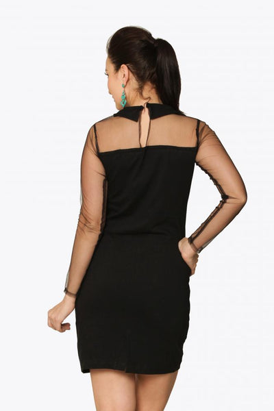 Oh So Preppy Bodycon Dress