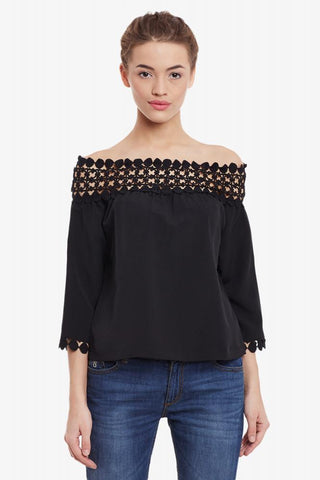 Barely There Off Shoulder Top