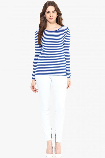 Tee For Tat Stripe Tee