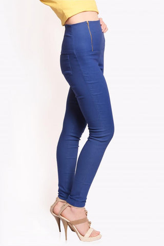 Retro High Waist Jeggings