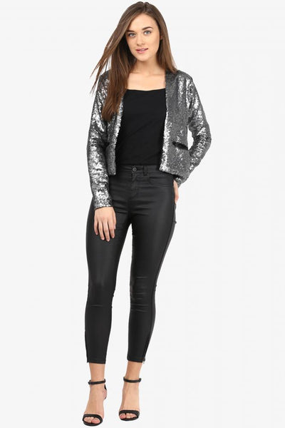 Bling Is Back Sequin Jacket