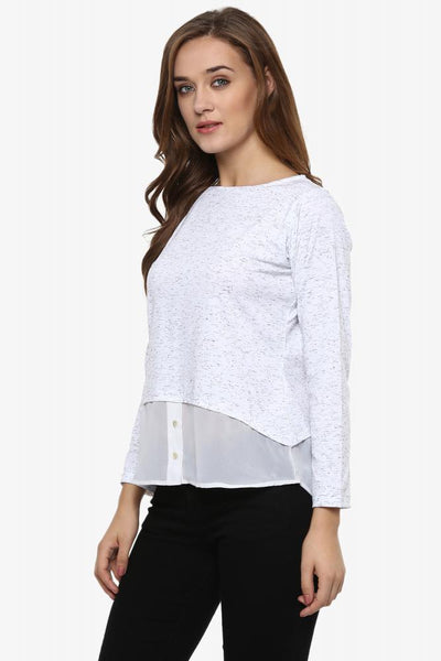 Early Bird Full-Sleeve Top