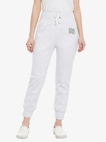 Show Your Side Patch Jogger Pants