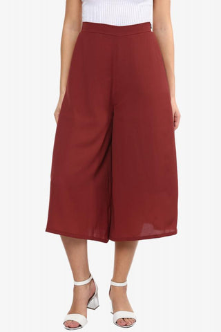 Sweet Remedy Culotte Pants