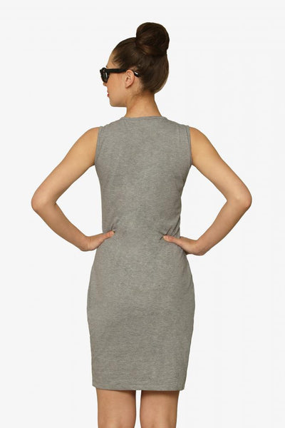 So Chic Midi Dress