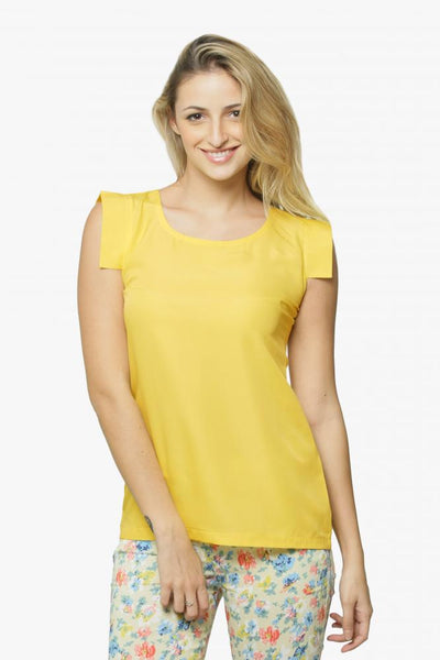 Seize the day Yellow top