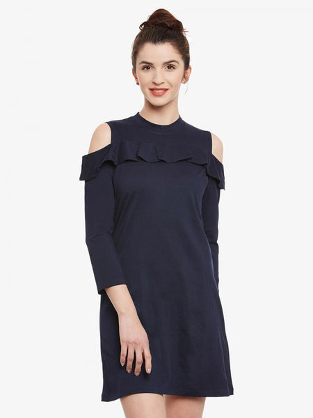 Trendsetter Cold Shoulder Dress
