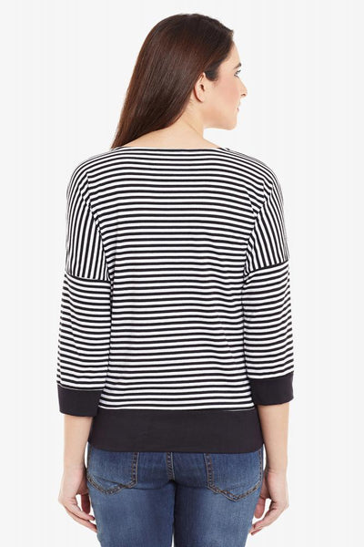 Stripe It Off Tee