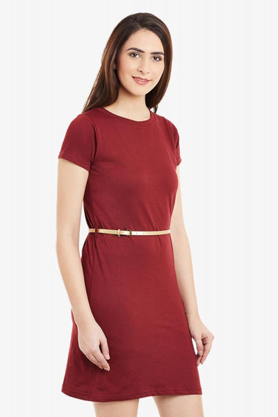 Tea-Shirt Party T-Shirt Dress