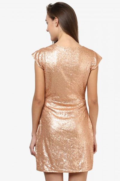 Disco Diva Sequin Dress
