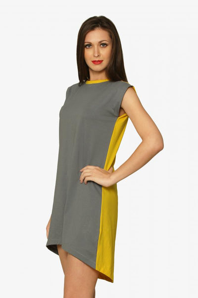 Tea For Two T-Shirt Dress