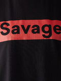 Savage Blow Boat Neck T-Shirt