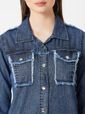 Look for glory denim jacket