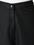 Dark Horse Flared Denim Pants
