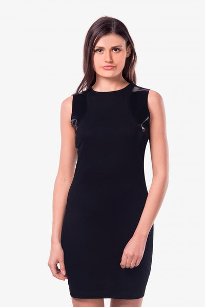 Rough It Up Bodycon Dress