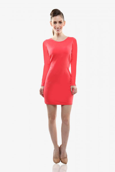 Curvy Intentions Bodycon Dress
