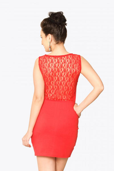 Lace is More Bodycon