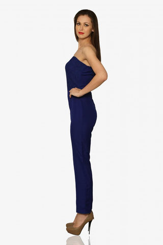 Young Love Strapless Jumpsuit