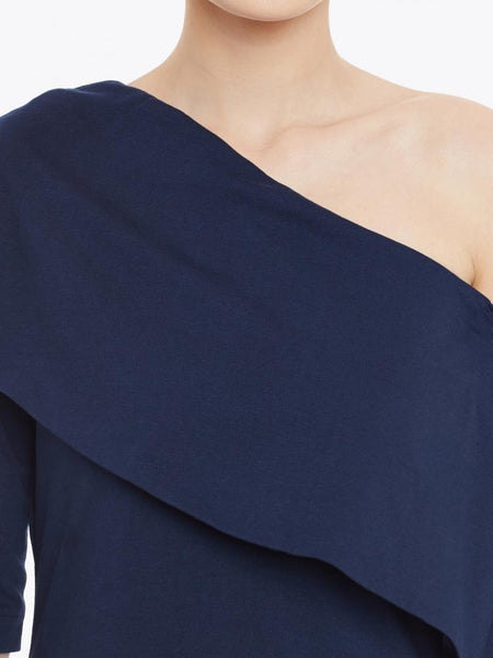 Be Your Lady One Shoulder Top