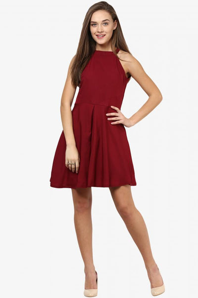 Meet Your Match Skater Dress