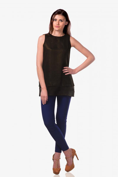 Layered Love Sleeveless Top