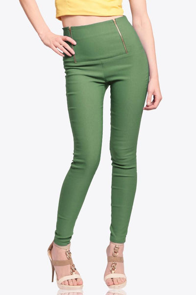 55d80f147e Retro High Waist Jeggings – Miss Chase