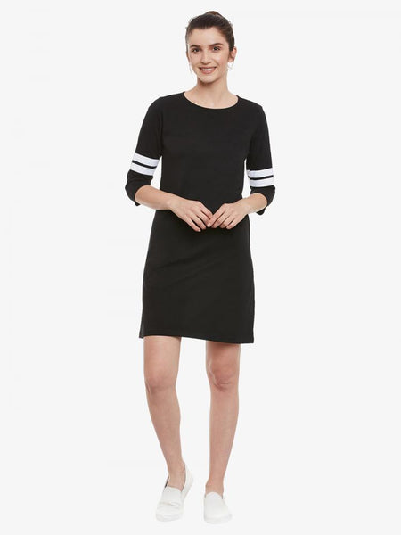 House Party Panelled Dress