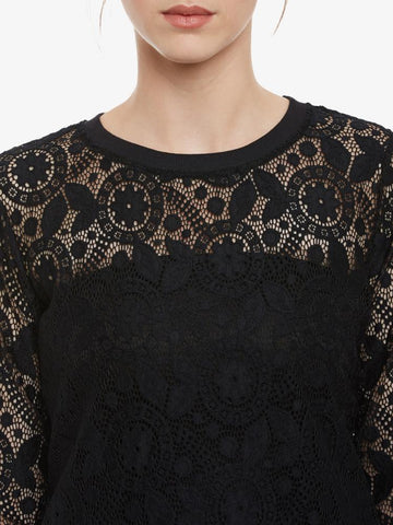 Lucky Lace Top