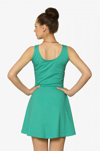 Whole Wide Whirl Skater Dress
