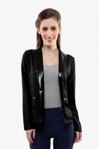 Rock Chick Cap Sleeve Jacket