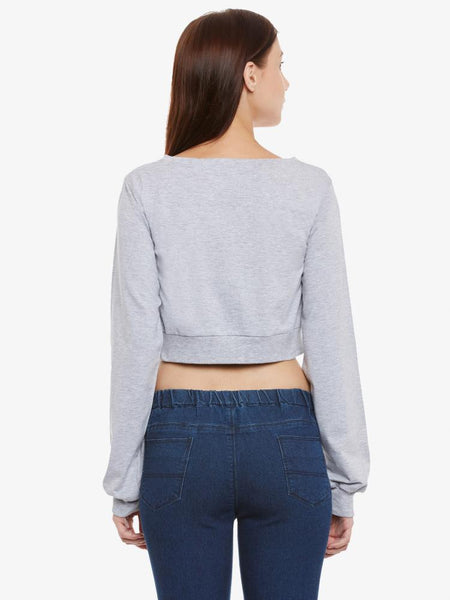 Looking On Point Oversized Top