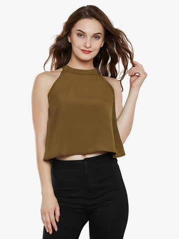 Side To Side Crop Top