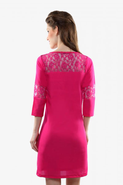 Lace Do It Dress