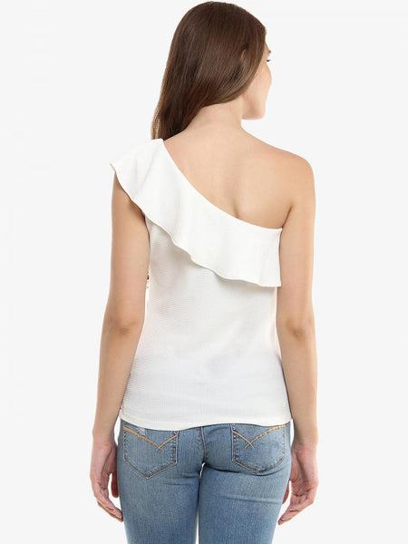 Staring At Stars One Shoulder Top