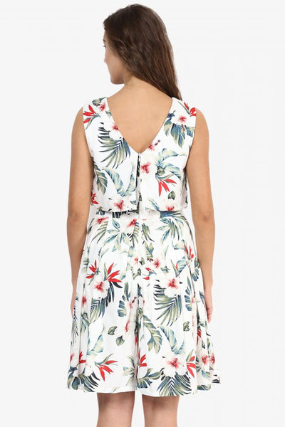 Chill Factor Culotte Playsuit
