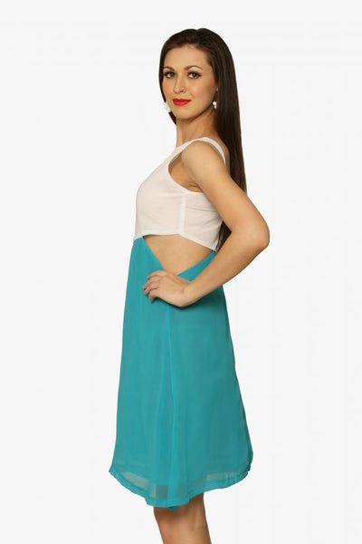 Sweet Escape Colorblock Dress