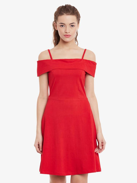 Together Forever Bardot Dress