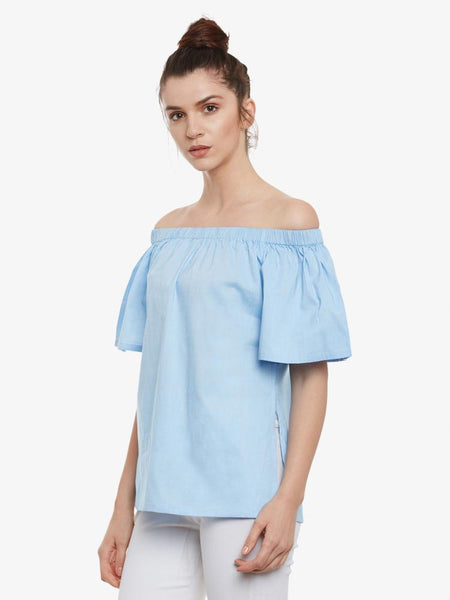 Promises Off Shoulder Top