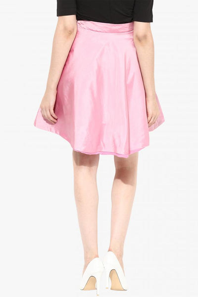 Make Me Blush Skater Skirt